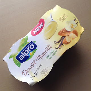 alpro dessert moments almond vanilla