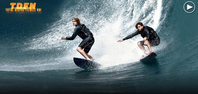 Acţiune fantastică şi sporturi extreme în noul trailer pentru filmul Point Break