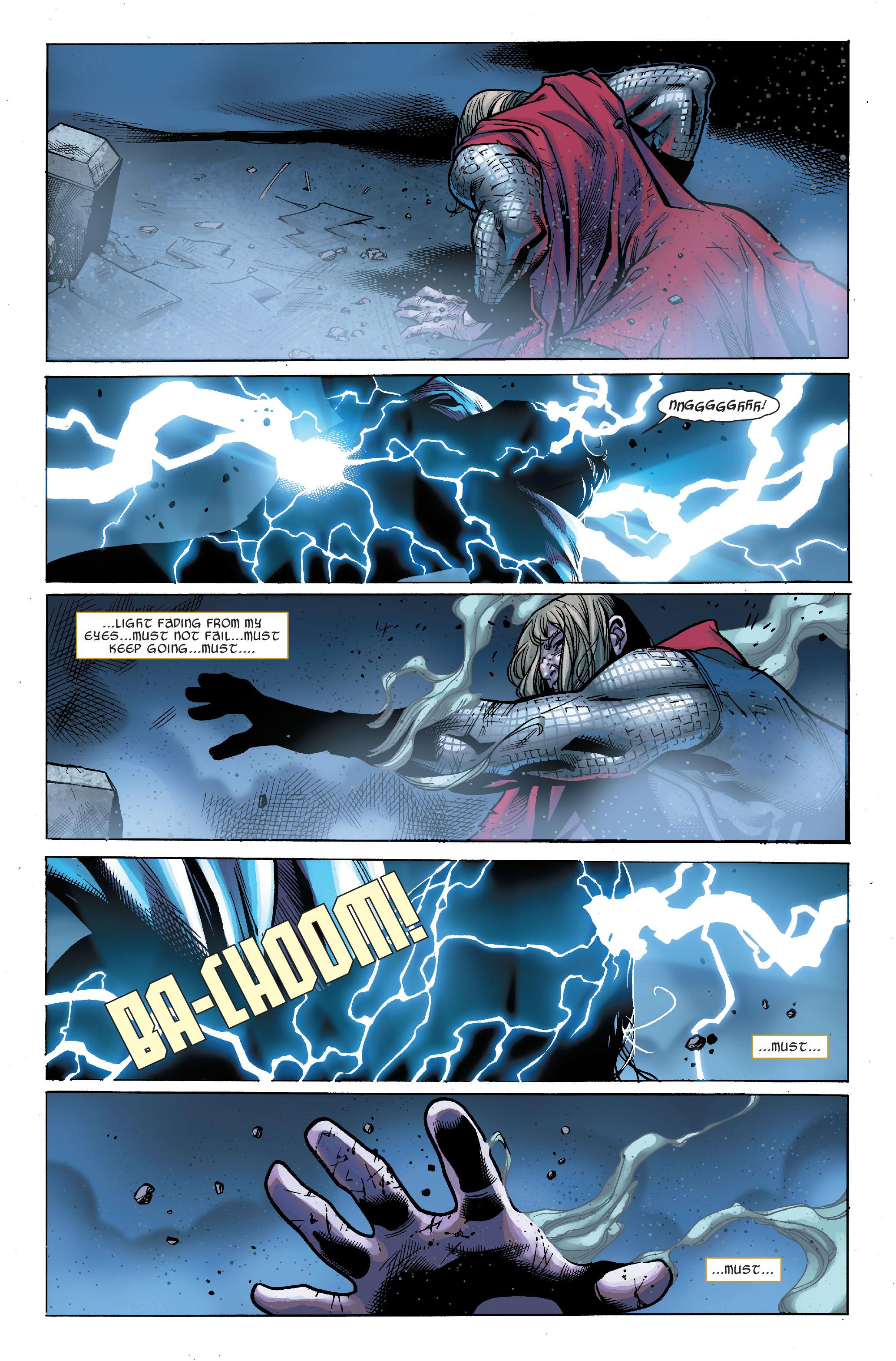 Thor (2007) Issue #600 #13 - English 32