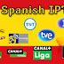 FREE SPAIN IPTV LINKS 26/10/2016
