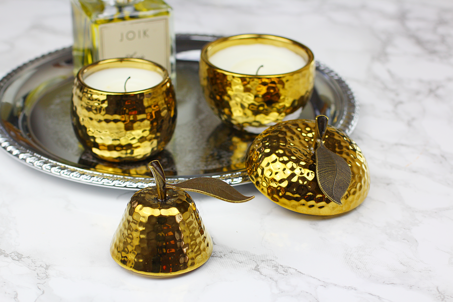 h&m home candles