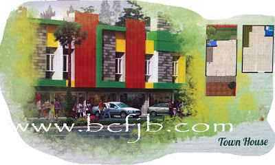 Town House, Ruko cocok untuk bisnis di kota batam 2016