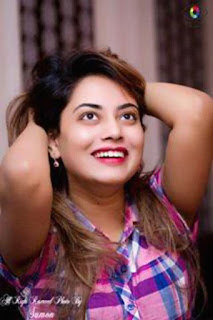 BD Actress Toma Mirza