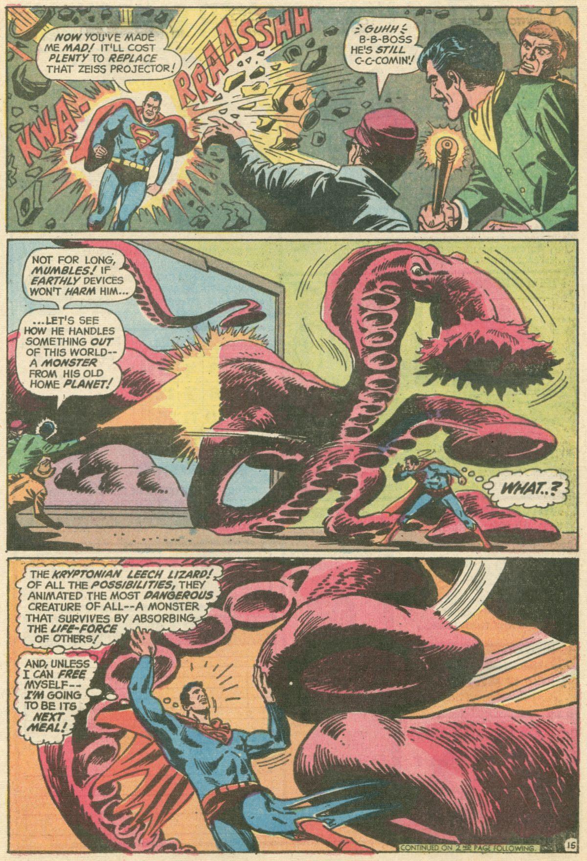 Read online World's Finest Comics comic -  Issue #207 - 19