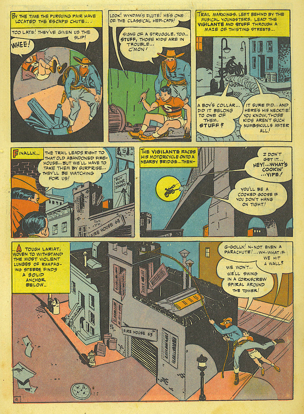 Read online Action Comics (1938) comic -  Issue #52 - 27