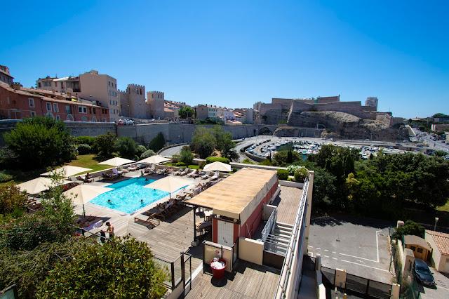 Hotel Radisson Vieux Port-Marsiglia