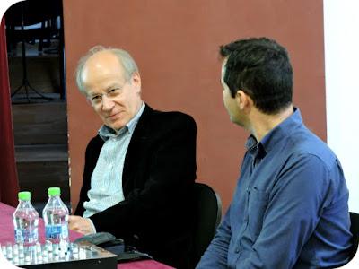 Alain Pâris - directorul muzical al Stagiunii Pro Musicis