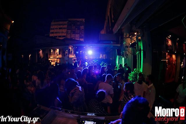Monroe bar Κέντρο Θεσσαλονίκη