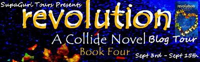 Blog Tour: Revolution by Shelly Crane *Review, Character Bio, Giveaway*