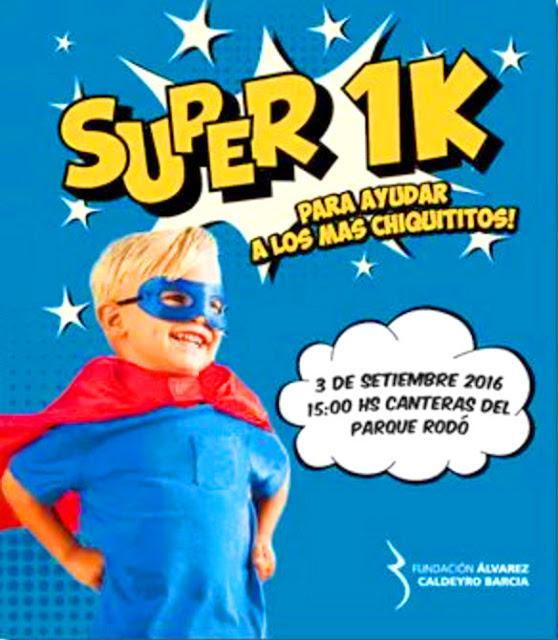 Super 1k de Fundación Álvarez Caldeyro Barcia en Canteras de parque Rodó (Montevideo, 03/sep/2016)