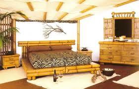 Dormitorios decorados en estilo tnico Dormitorios colores y estilos