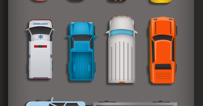 2D Cars Sprites for Android, iOS and Unity Games - Android ...