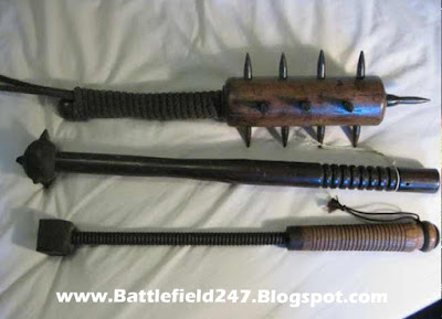 Trench Weapons