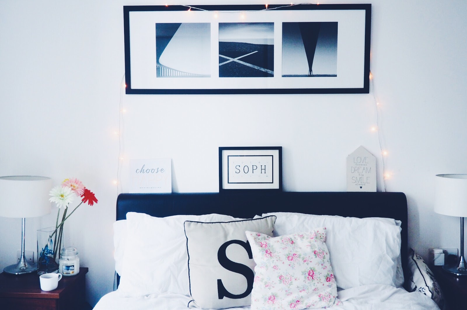 My bedroom: a room tour.