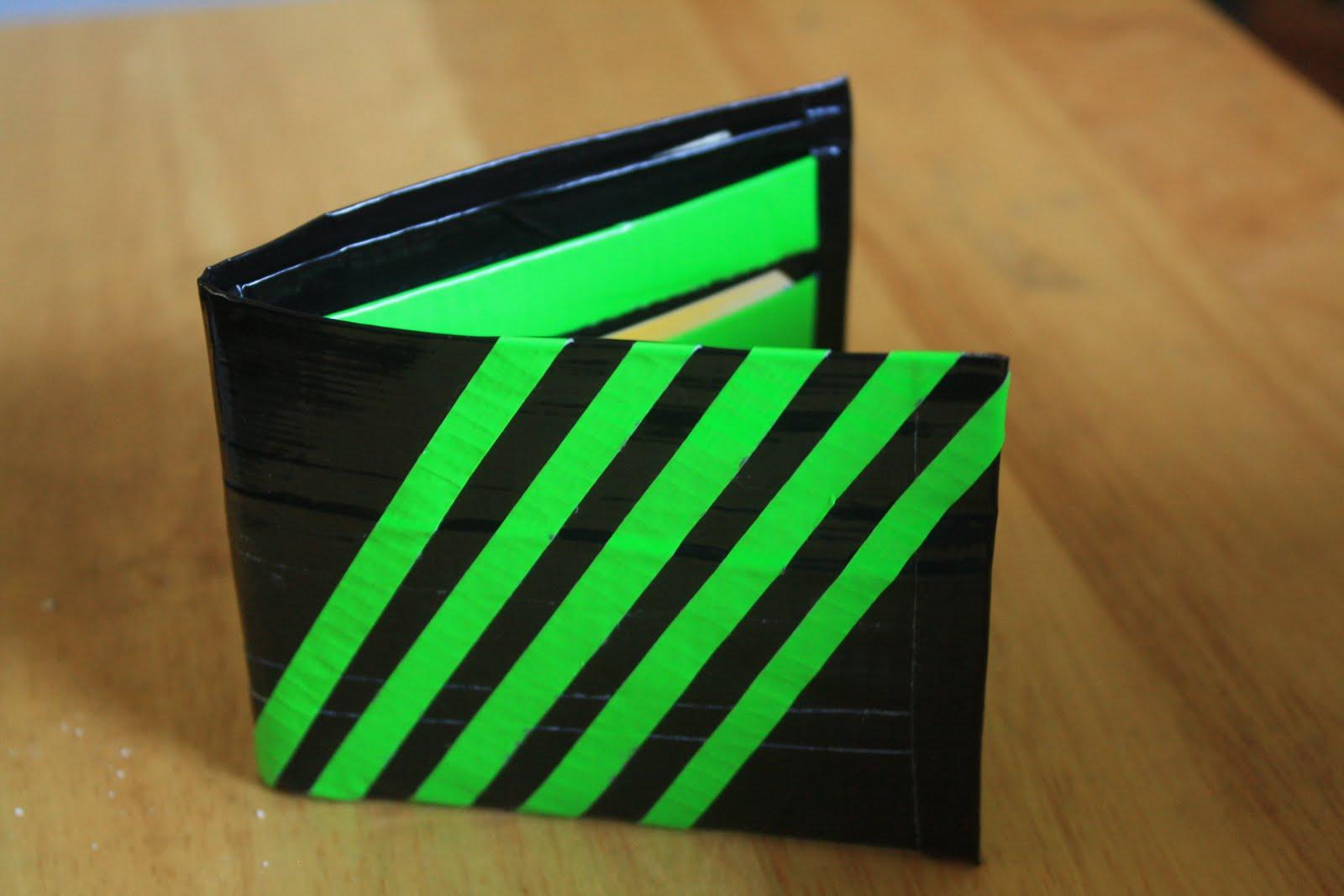 joyfulgirl makes crafts duct tape wallet. Black Bedroom Furniture Sets. Home Design Ideas