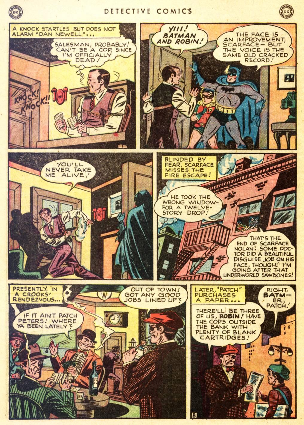 Read online Detective Comics (1937) comic -  Issue #131 - 10