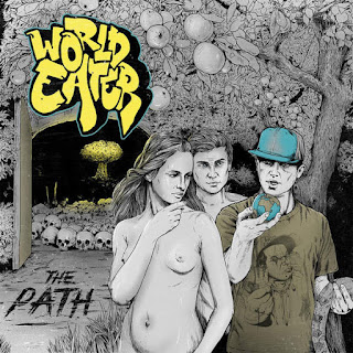World Eater - The Path (2016) - Album Download, Itunes Cover, Official Cover, Album CD Cover Art, Tracklist