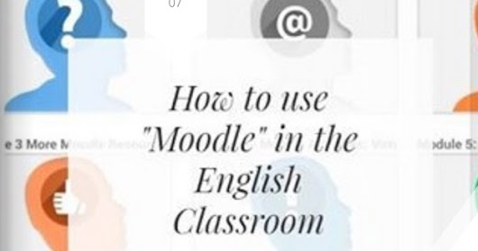"Moodle: It's more than just a ""cool"" digital tool"