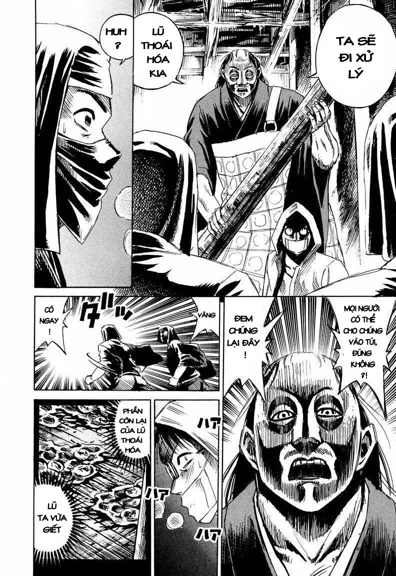 Higanjima chapter 61 trang 4