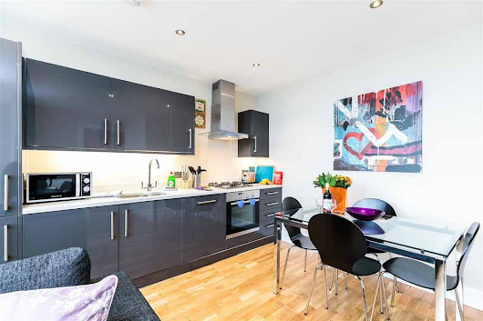 Best Serviced Apartment Kitchens 2017
