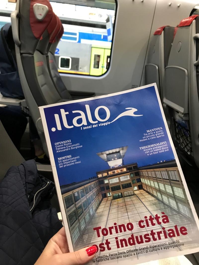 passo a passo de como comprar bilhete de trem para Itália na Trainline
