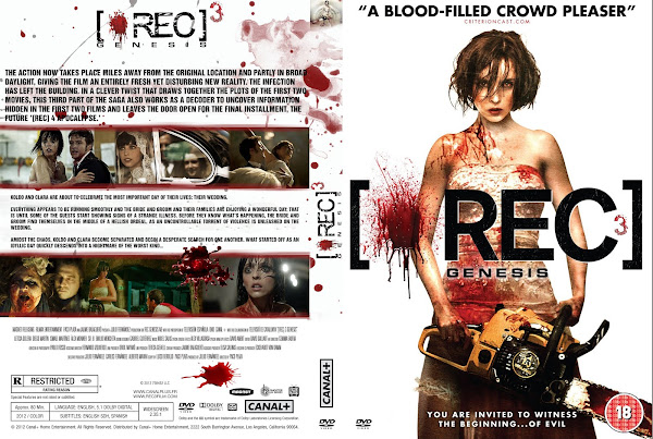 [REC]³ Gênesis Torrent - BluRay Rip 720p Dublado (2012)