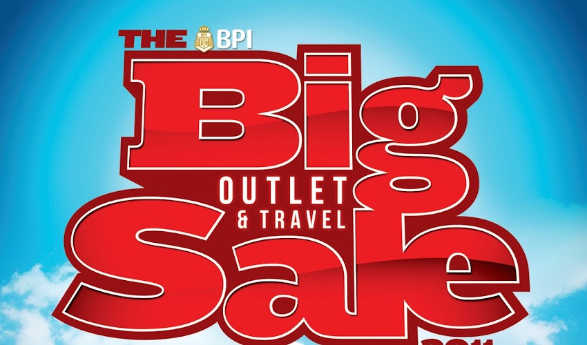 The BIG OUTLET and TRAVEL SALE 2011 | Win FREE Tickets