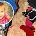 Kanak-kanak perempuan 3 tahun maut didera secara fizikal & seksual oleh bapanya