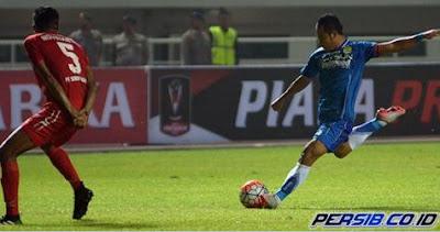Cannon Ball Atep Antarkan Persib Bandung Juara III Piala Presiden 2017
