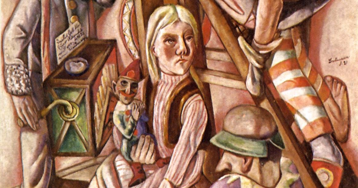 Digital Media Journey: Insights and Symbolism in Max Beckmann's The