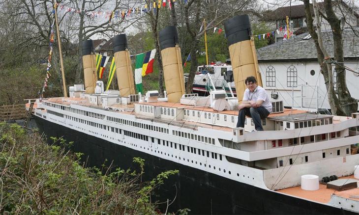 Titanic Em Foco O Gigante Comprimido 18 Incr 237 Veis