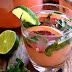 Grapefruit Mojitos #summer #drink