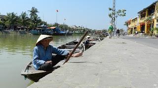 Sông Hoài Hội An
