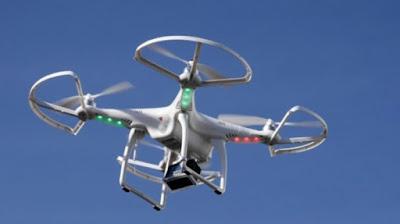 drones no Japão