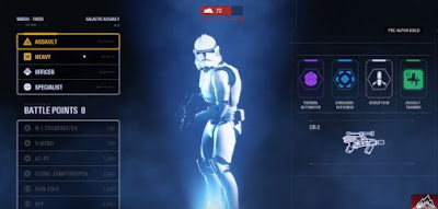 Classes, Special Characters Guide, SW Battlefront 2