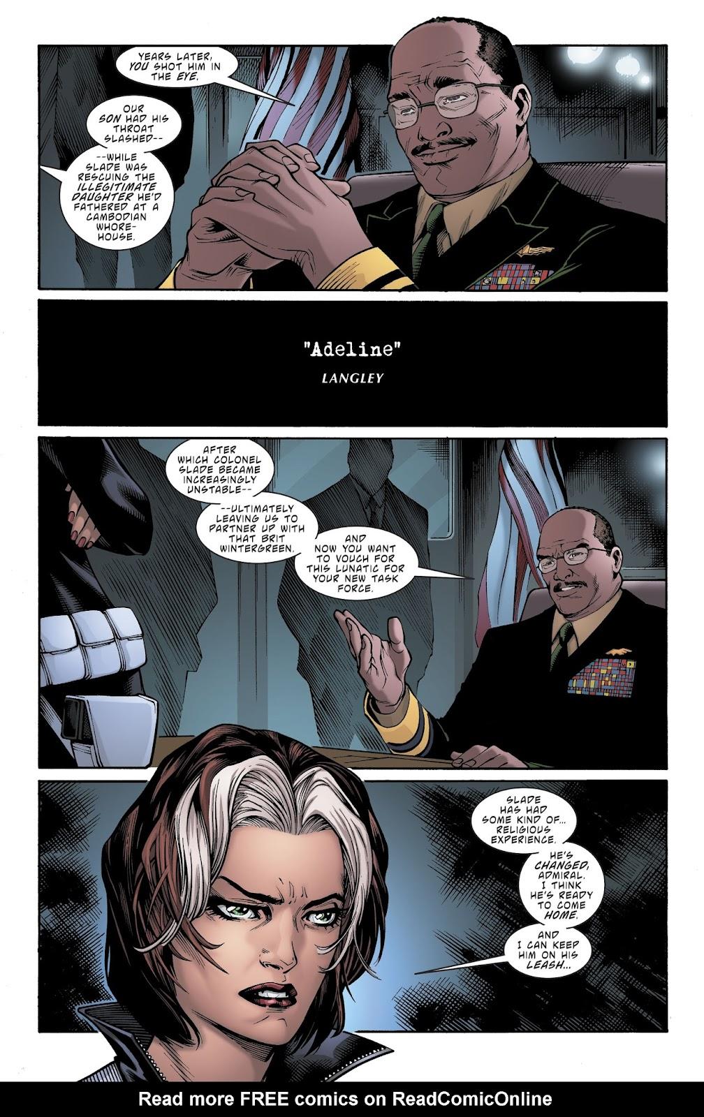 Read online Deathstroke (2016) comic -  Issue #21 - 11