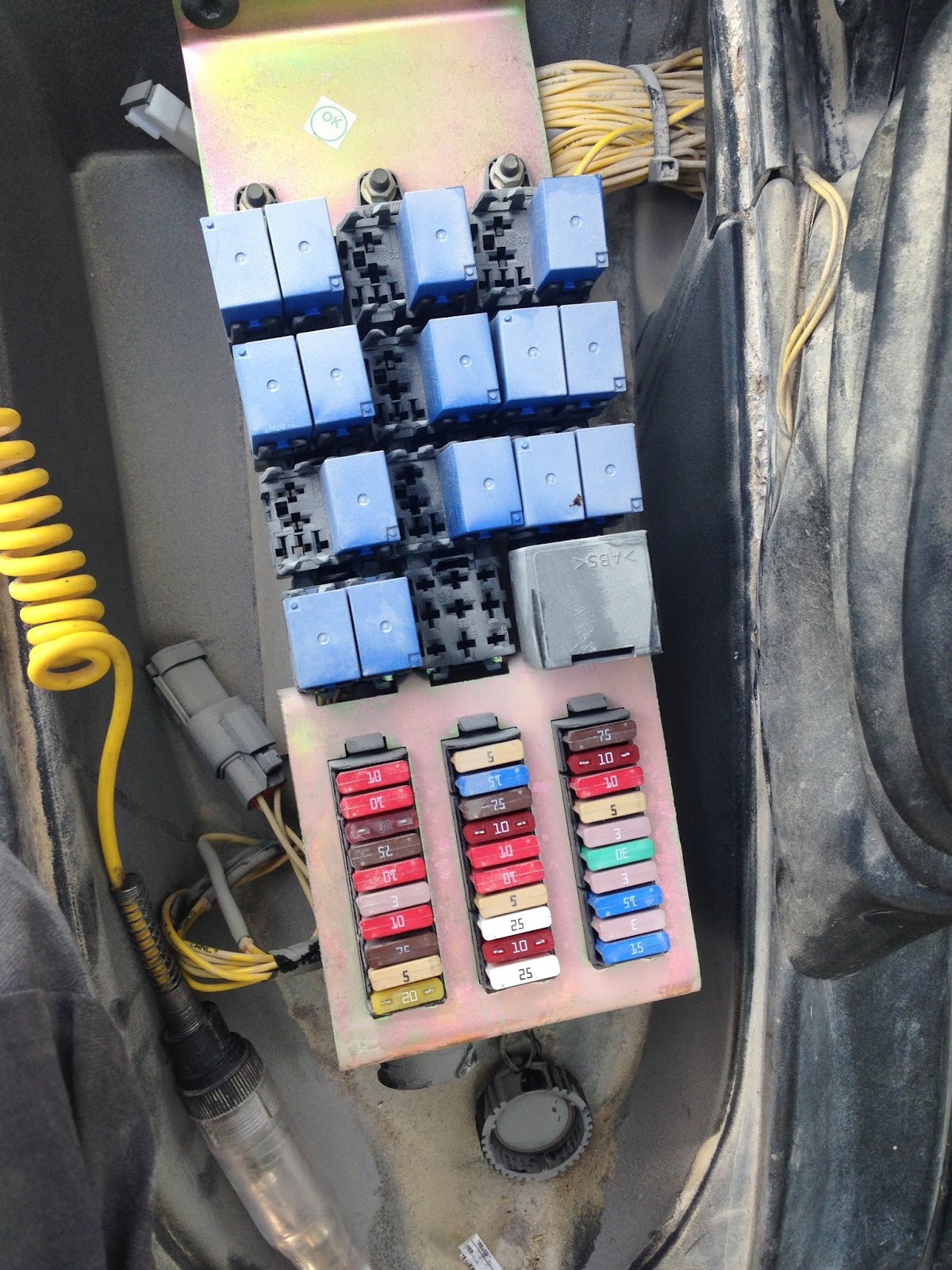 jcb fuse box diagram wiring diagrams mon