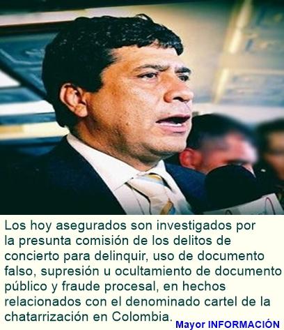 Juez envió a prisión a representante de gremio camionero Pedro Antonio Aguilar