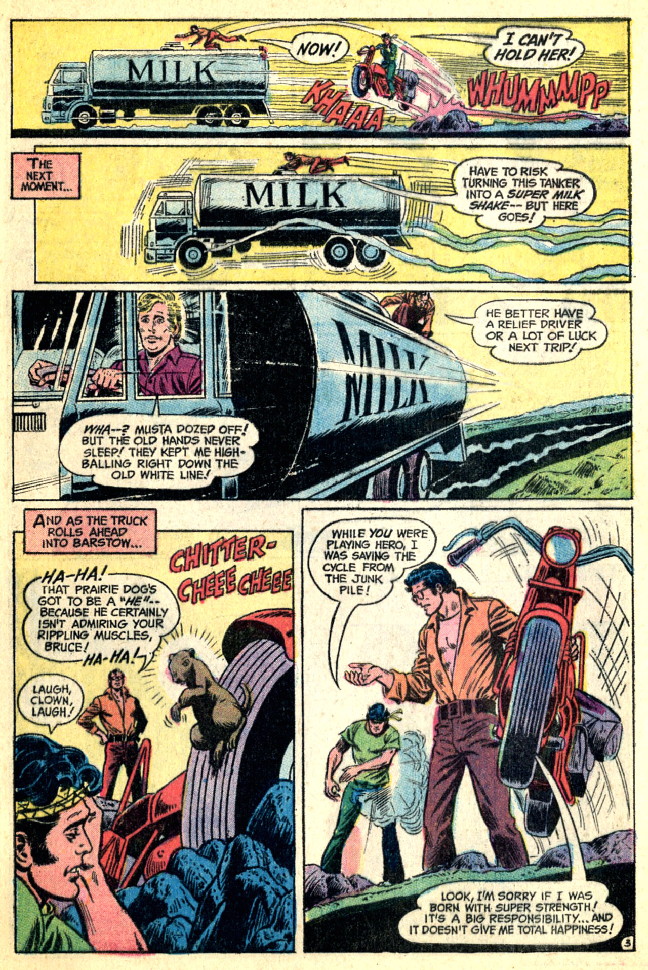 Read online World's Finest Comics comic -  Issue #216 - 5