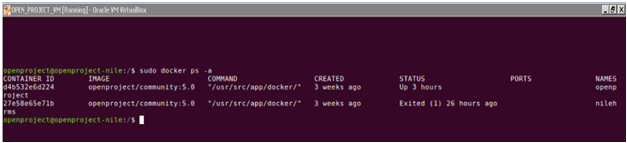 Deepak Kumar's Blog: Configure OpenProject CE 5 0 on Docker
