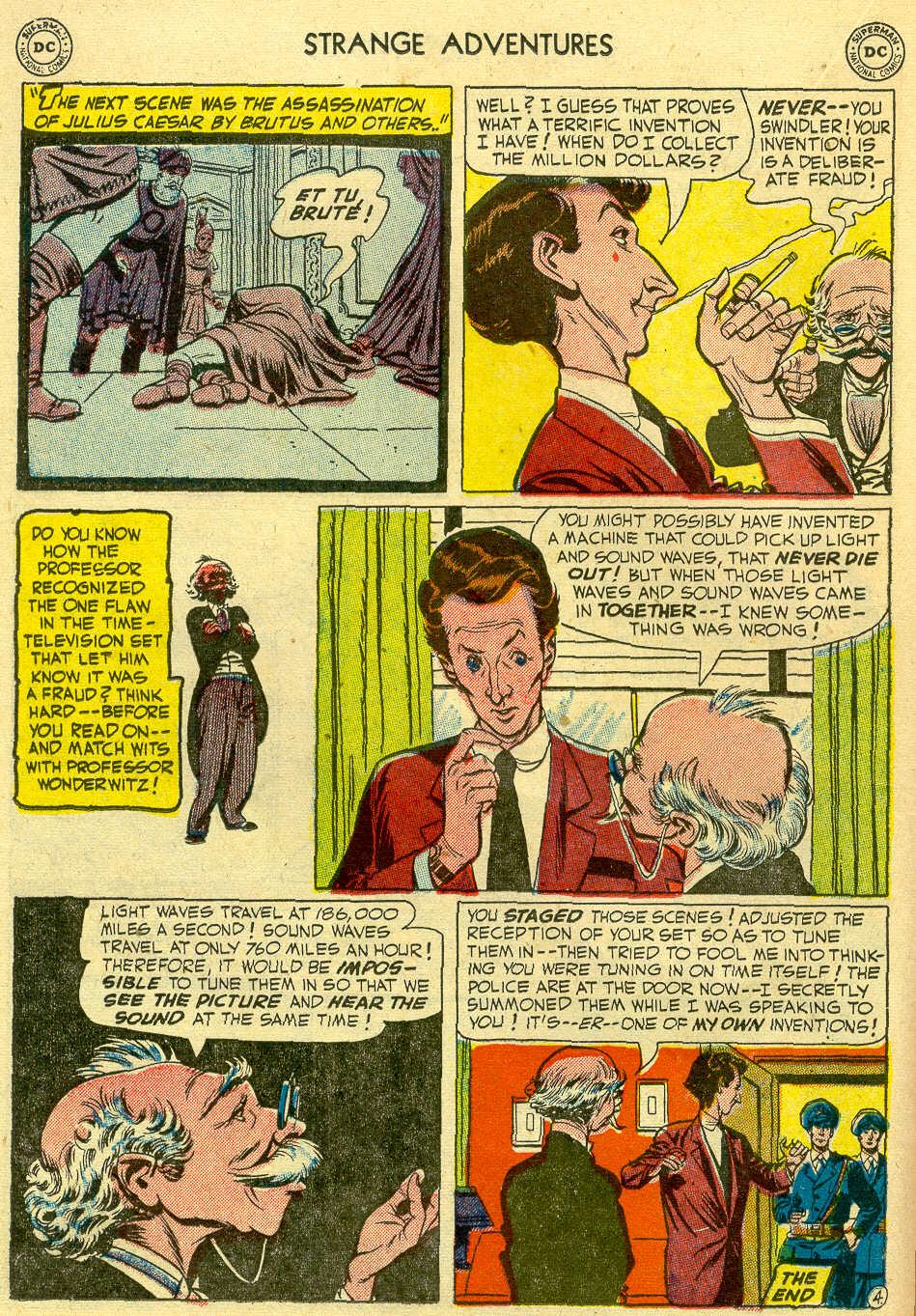 Strange Adventures (1950) issue 13 - Page 28