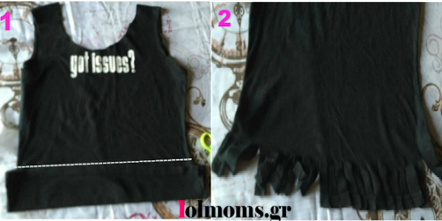 diy tote bag from a t-shirt