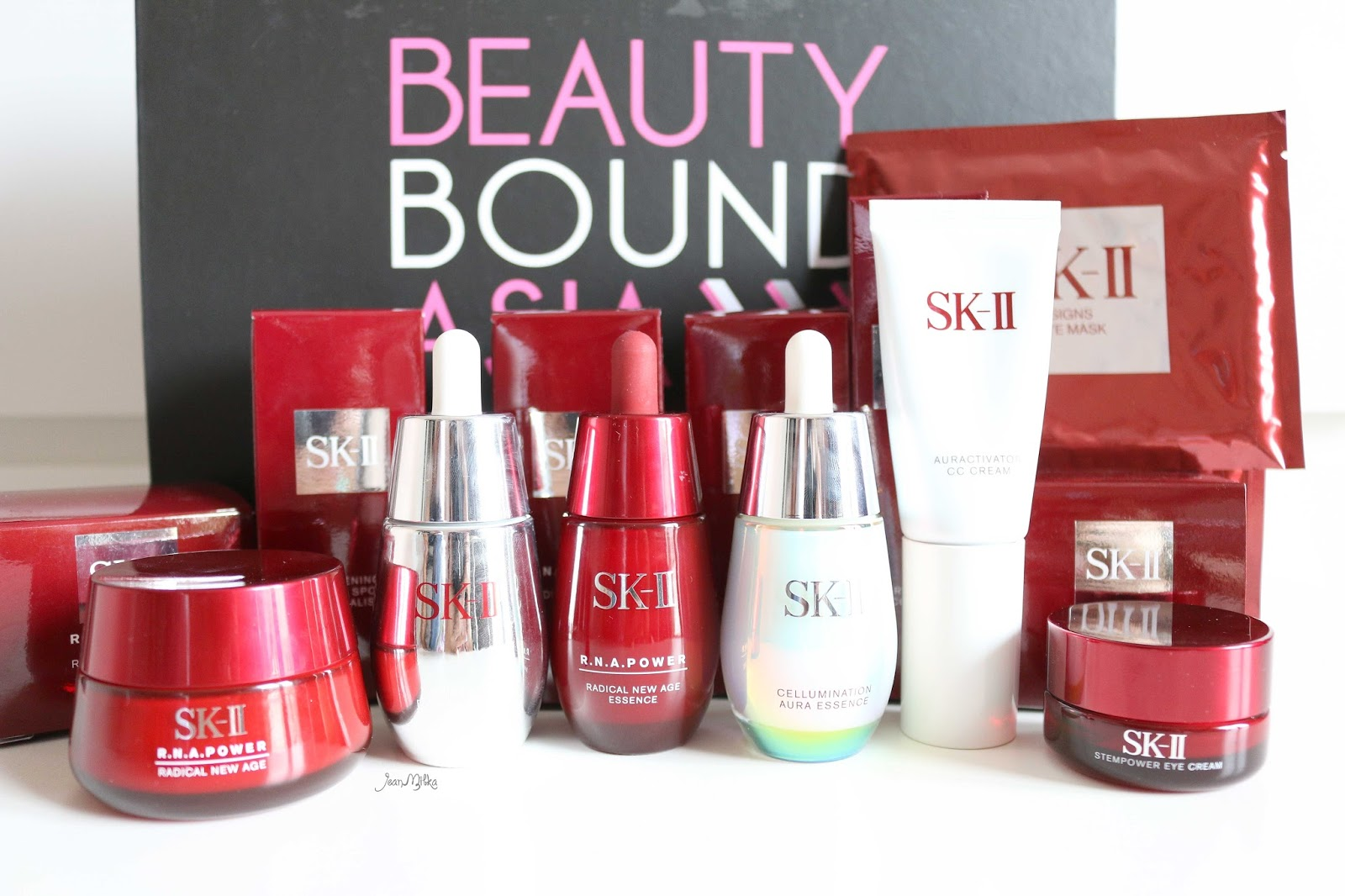 beauty bound asia, beauty, youtuber, unboxing, national finalist, jakarta, vlogger, beauty guru, sk ii, skin care