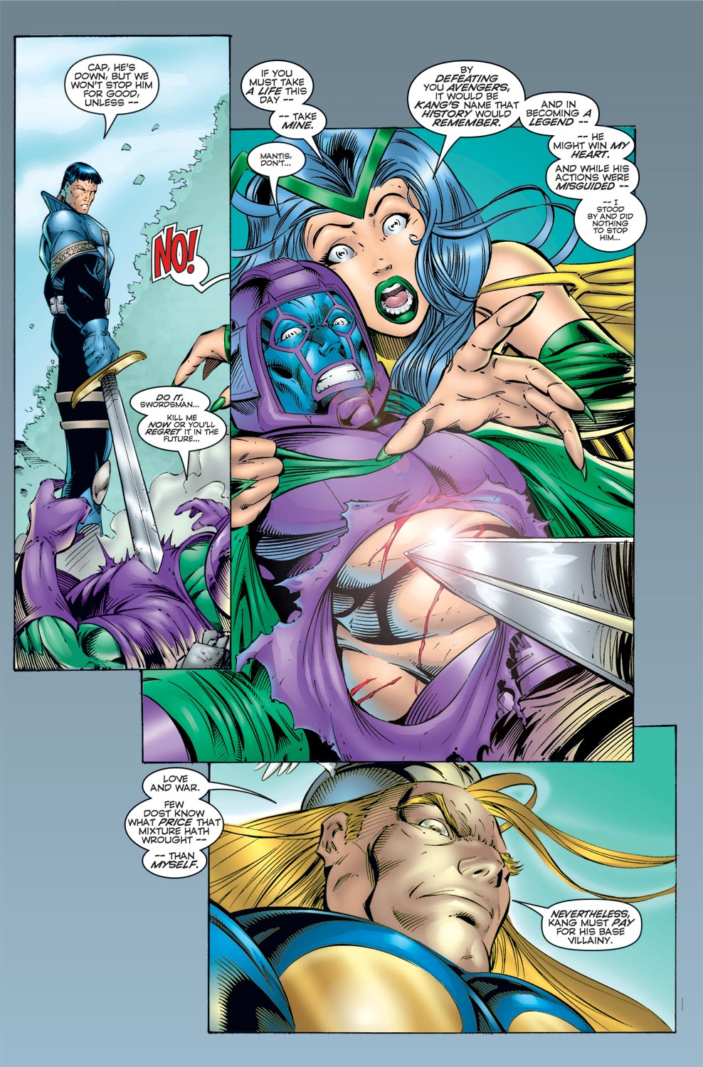 Read online Avengers (1996) comic -  Issue #3 - 18