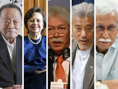 Majlis Penasihat Kerajaan : Council OF Elders :