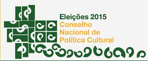 Eleições para membros do Conselho Nacional de Política Cultural