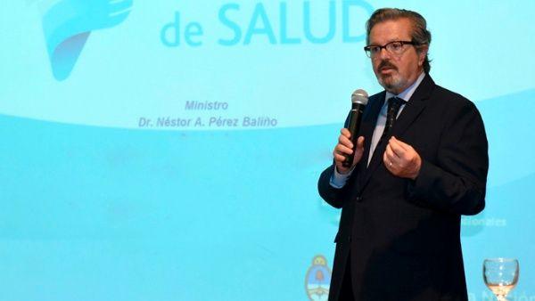 Renuncia viceministro de Salud de Argentina