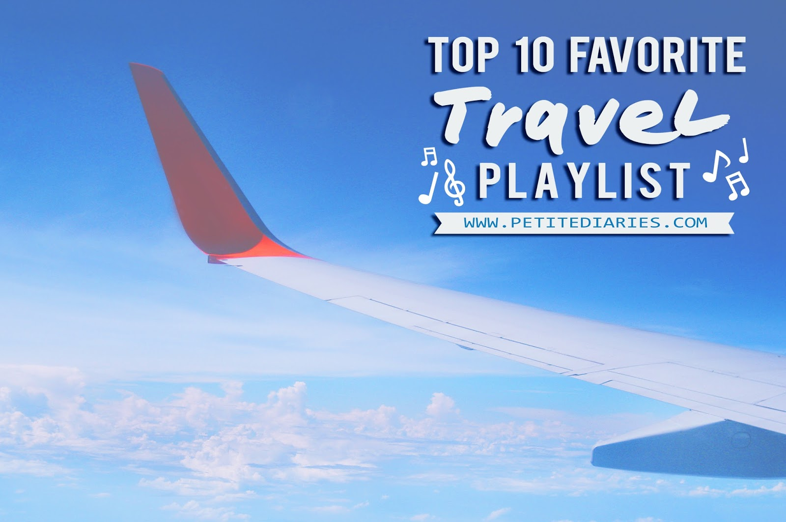 travelling song playlist
