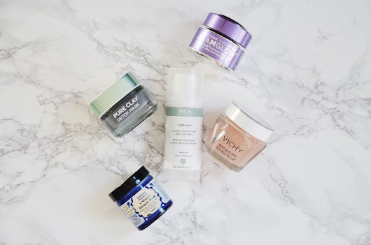 GIVE YOUR FACE A HUG WITH OUR TOP 5 MASKS