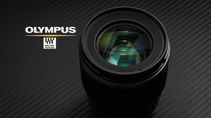 Объектив Olympus 25mm f/1.2 Pro